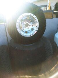 Off road wheels and tires Las Vegas, 89166