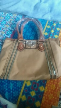 women's brown leather tote bag 536 km