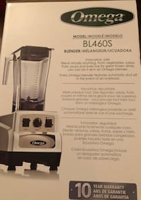white and black Cuisinart coffeemaker box Langley, V3A
