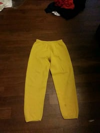 women's yellow pants Cocoa, 32922
