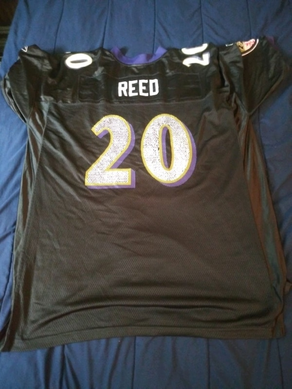 #20 Ed Reed Baltimore Ravens Jersey f83f5a25-5115-4e25-be68-cd5573eb07c5