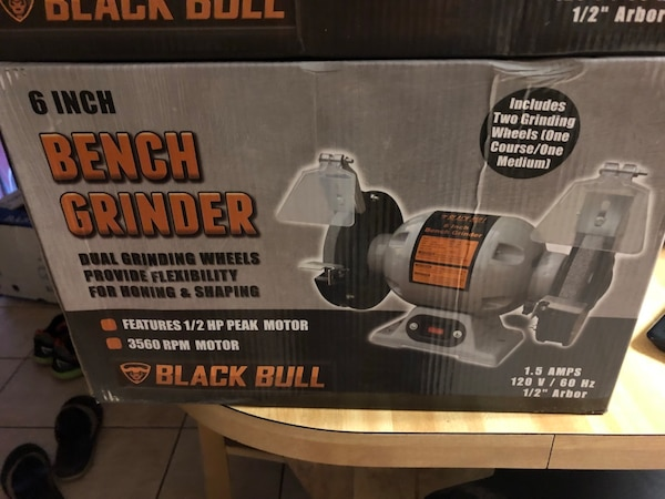 Ideas About Black Bull 6 Bench Grinder Customarchery