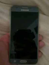 black Samsung Galaxy android smartphone Rogers, 72758