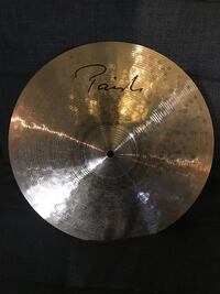 "Paiste Dark Energy Crash Mark I - 16"" MONTREAL"