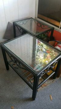 2 matching end tables DeLand, 32724