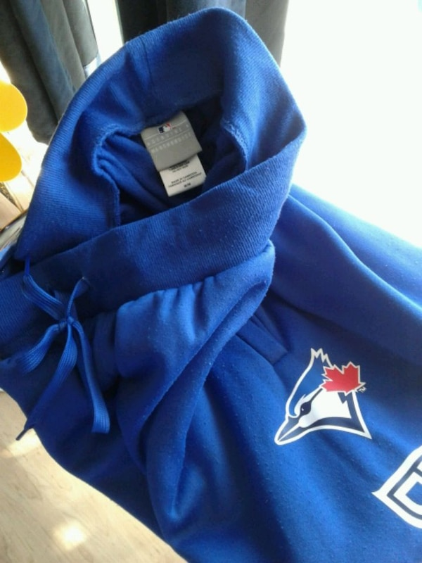 Official Toronto Blue Jays 3 pockets sweatpants  1c7057ae-373c-4adf-bfd2-30d2bf2ea09f