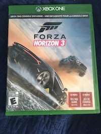 Forza horizon 3 mint condition  Kitchener, N2K