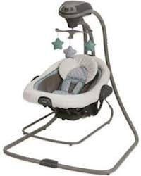Graco bouncer and swing Norfolk
