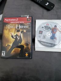 PS2 Game + Movie