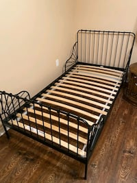 Adjustable Toddler Bed