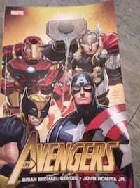 Marvel Avengers comic book collection South Charleston, 25303