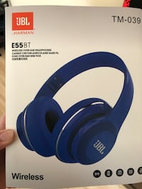 Jbl wireless headphones  Laval, H7L