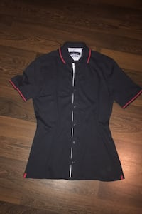 Zara man collared shirt
