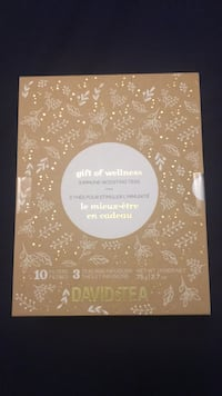 Davidstea Gift of Wellness tea set