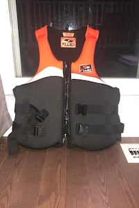 $50 LIFE JACKET SELLING FOR $35