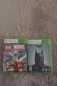 Xbox 360 games Sherwood Park, T8H 1N2