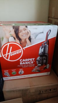 hoover carpet cleaner LITTLETON