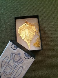 Leaf preserved and 24 karat gold Oklahoma City, 73135