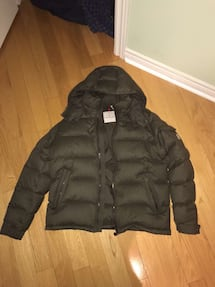 Limited Edition Moncler Jacket
