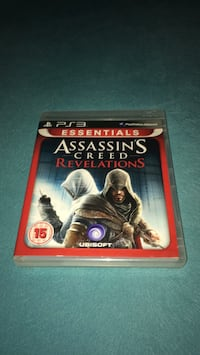 Assassin's Creed Revelations Ps3 Oyun