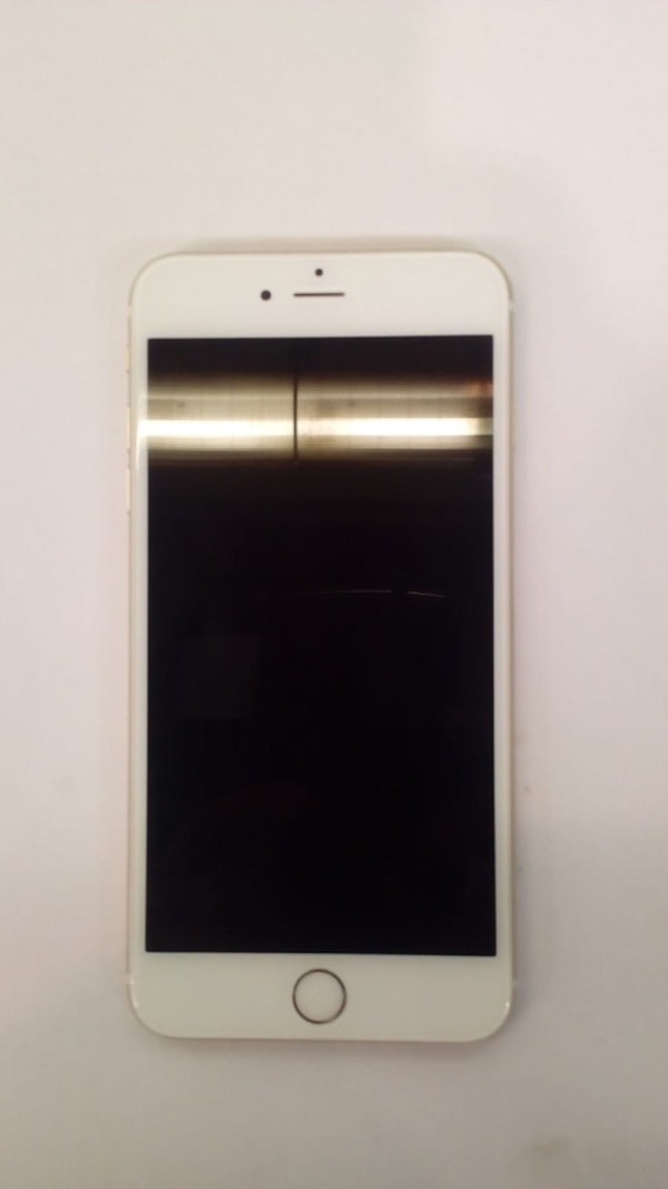 blanco iPhone 5 con estuche