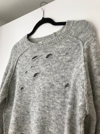 Forever 21 knit sweater Toronto, M5S 3G3