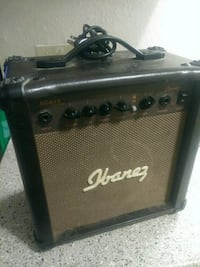 black and gray Marshall guitar amplifier Albuquerque, 87109