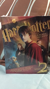 Harry Potter and the Chamber of Secrets (Four-DVD Ultimate Edition)