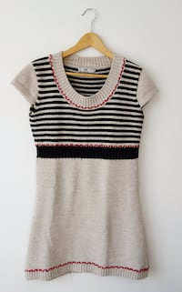 Knitted Dress - M