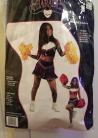 New in package  2 pc cheerleader costume Toronto, M8Y 0A1