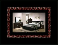 B630 11pc complete bedroom set Herndon, 20171