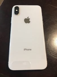 "Silver iPhone X ""256GB!!!!"" McAllen, 78502"