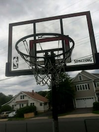 black and white basketball hoop 37 km