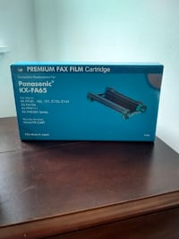 New ~ Panasonic KX-FA65 Fax Film Cartridge