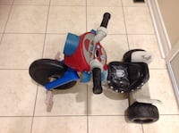 Toddler tricycle in very. good condition Hamilton, L8W