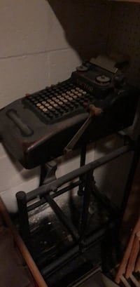 Victor Vintage Classic  Adding Machine  with Stand Burtonsville, 20866