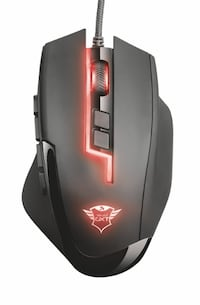 Trust GXT 164 SIKANDA MMO Gaming mouse