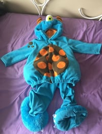 Moster/Alien costume size 2-3T Toronto, M1S 1S9