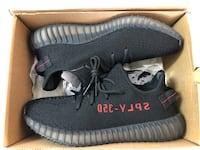 YEEZY BOOST 350 V2 – Bred  *ALL SIZES* Mississauga, L5A