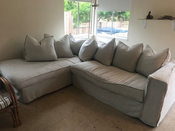 Groovy Used Sectional Sofa For Sale In Santa Barbara Letgo Gamerscity Chair Design For Home Gamerscityorg