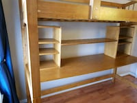 Twin bunk bed Sterling