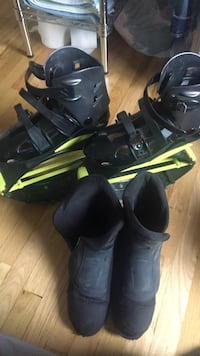 Kangoo Shoes just used 3 times. size 9 Westmount, H3Y 1X9