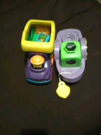 toddler's assorted plastic toys Youngstown, 32466