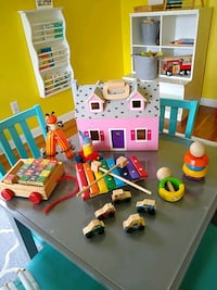 Melissa and Doug, Plan Toys and more wooden toys Dearborn