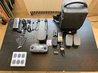 Mavic 2 Pro Drone with Fly More Kit + More