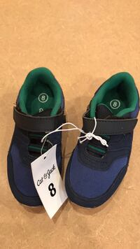 pair of black-and-green Nike running shoes Gilbert, 85295