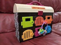 Critter clinic baby toy with keys Portland, 97206