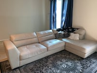 2-Piece Sectional Sofa w/Chaise