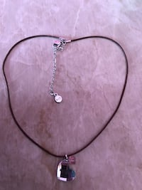 Swarovski Necklace with Heart Pendant Vaughan, L4L 5T5