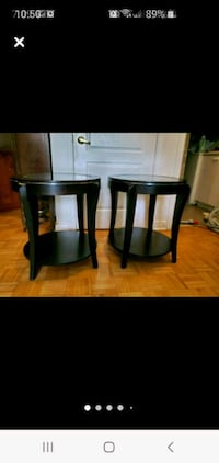 2 side / end / nightstand tables